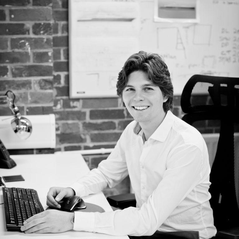 Dillon Plantinga - Junior Naval Architect