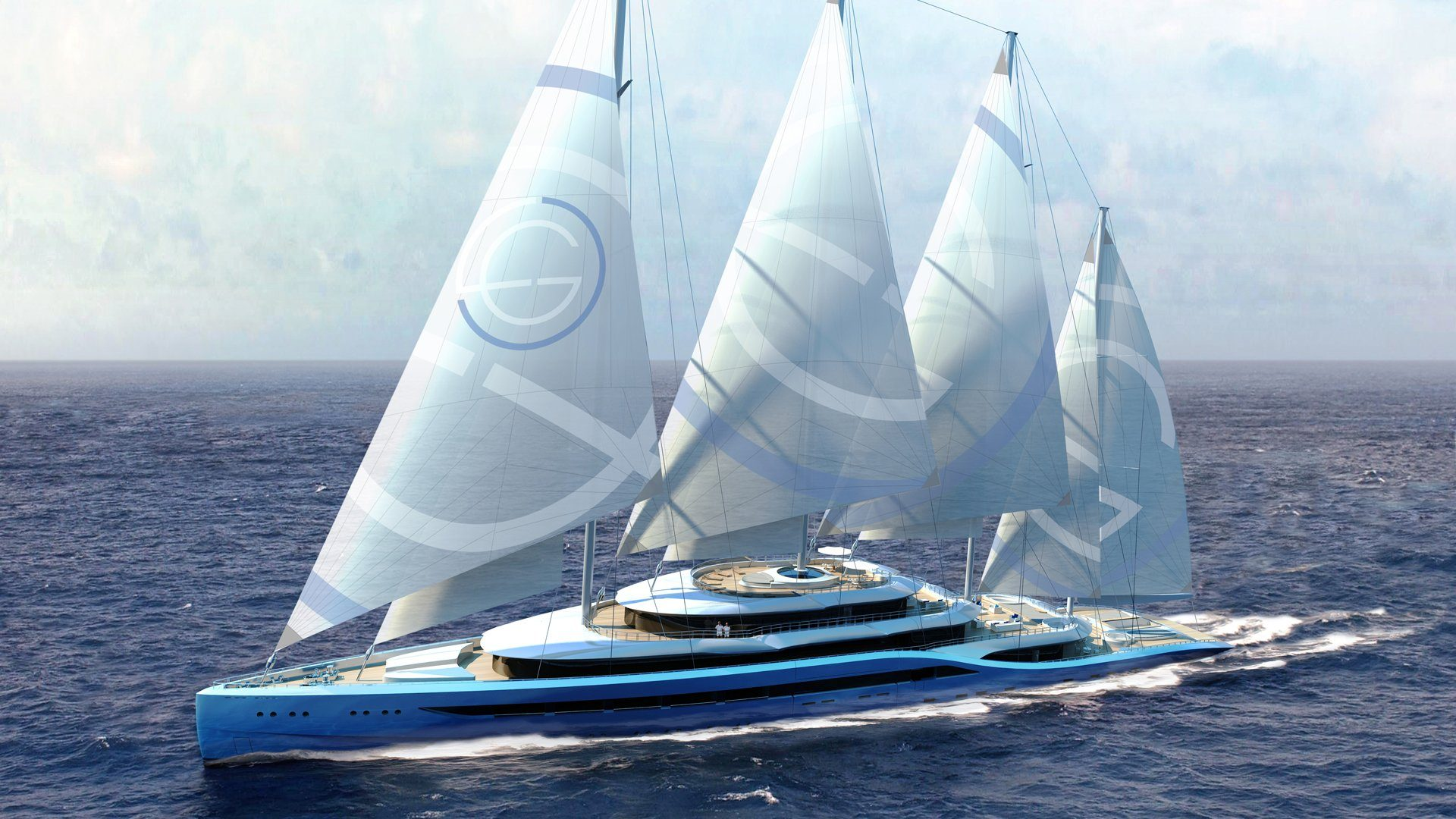 Synergy Yacht 'Atlas'