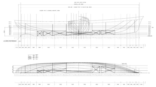 Refit Naval Architecture